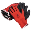 North Safety NorthFlex Red™ Foamed PVC Palm Coated Gloves - 15 gauge