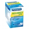 RUBBERMAID PhysiciansCare® Allergy Plus Antihistamine Tablets - 50 Packs/BX