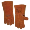 Anchor Quality Welding Gloves - Bucktan, Large