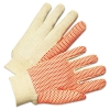 Anchor 1000 Series PVC Dotted Canvas Gloves - Large