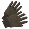 Anchor Jersey General Purpose Gloves - Brown