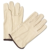 Anchor 4000 Series Pigskin Leather Driver Gloves - Large