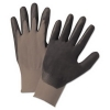 Anchor Anchor Brand® Nitrile-Coated Gloves 6020-M - Gray, Medium
