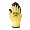 ANSELL Hyflex Cut and Puncture prevention Gloves - Size 10, XL, Yellow
