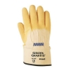 "ANSELL GOLDEN GRAB-IT RUBB GLOV E XL SFTY CUFF 10"" - Yellow"