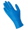 "ANSELL 9"" Dura-Touch Premium Vinyl Disposables Gloves - Size XL"