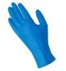 "ANSELL 9"" Dura-Touch Premium Vinyl Disposables Gloves - Size M"