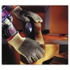 ANSELL Multiknit™ Cotton/Poly Lightweight Gloves - Large, Natural
