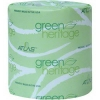 ATLAS Green Heritage™ Bathroom Tissue - Individually Wrapped, 2-Ply