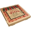 "Arvco Corrugated Pizza Boxes - 18"", Kraft"