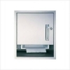 ASI Semi-Recessed Roll Paper Towel Dispenser -