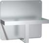 ASI Surface Mounted Bedpan Rack -