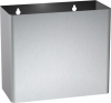 ASI Surface Mounted Small Capacity Waste Receptacle - 2 Gal.
