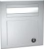 """ASI Counter Mounted Free-Flow Towel Dispenser & Waste Disposal - 12 1/2"""" x 13 1/2"""""""
