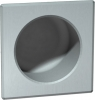 "ASI Recessed Toilet Paper Holder With Square Bezel For Chase Mounting - 7"" x 7"""