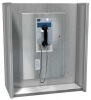 "ASI Telephone Accommodation For Panel Phone - 24""W x 30""H x 14""D"