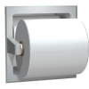 ASI Recessed Satin Extra Roll Toilet Paper Holder -