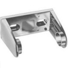 ASI Surface Mounted Single Roll Tissue Holder -