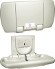 "ASI Horizontal Surface Mounted Baby Changing Station - 22 1/4"" x 36"" x 3 7/8"""