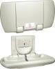 ASI Horizontal Surface Mounted Baby Changing Station - 22 1/4