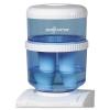 RUBBERMAID ZeroWater Water Filtering Bottle Kit - 5 Gal, Clear/White/Blue