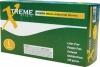 Ammex Xtreme Green Powder Free Nitrile Gloves - 100/BX, Large Size