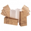 GEN Grocery 10# Paper Bags - 35-Pound Base Weight, Brown Kraft