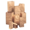 GEN Supply #2  Grocery Paper Bags - 50-Lb Base Weight, Brown Kraft