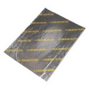 Bagcraft Papercon® Honeycomb Insulated Wrap - Yellow Print Cheese-Burger