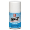 BIG D Metered Concentrated Room Deodorant - Fresh Linen, 7 OZ.