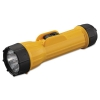 Bright Star Industrial Workmate Heavy Duty Flashlight - Yellow