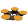"""Cleaning/Abrasion Drive Plate - 20"""", For Use w/ Sanding Buffers"""