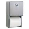 BOBRICK Stainless Steel Dispenser -
