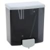 BOBRICK Surface-Mounted Liquid Soap Dispenser - Black/Gray