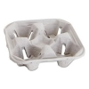 BOARDWALK Carryout Cup Trays - 12-20 Oz
