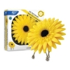 Bright Air Daisy Air Freshener 3.8 OZ - Soothing Vanilla Scent