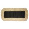 BOARDWALK Disposable Dust Mop Head - Cotton, 18w X 5d