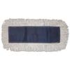 BOARDWALK Dust Mop Heads - Disposable, 5 X 60, White
