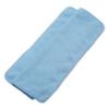 BOARDWALK Lightweight Microfiber Cleaning Cloths - Blue,16 X 16, 24/PK