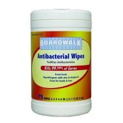 BOARDWALK Antibacterial Wipes -
