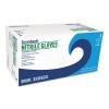 BOARDWALK Disposable General-Purpose Nitrile Gloves - Small, Blue, 4 Mil, 1000/Ctn