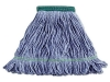 BOARDWALK Super Loop Wet Mop Head - Medium Size, Blue