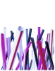 BOARDWALK Unwrapped Straws - Sipper Straws