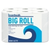 BOARDWALK Office Packs Perforated Towels - 2-Ply, White, 5.5x11, 140/RL, 24/ct