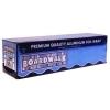 """BOARDWALK Extra Heavy-Duty Aluminum Foil Roll - 18"""" x 1000 ft, Silver"""