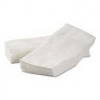 BOARDWALK 1/8-Fold Paper Dinner Napkins - 2-Ply, White