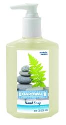 BOARDWALK Lotion Soap Bottle - 8-oz. 12 per case.