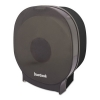 BOARDWALK Single Jumbo Toilet Tissue Dispenser - Smoke Black