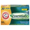 ARM & HAMMER Essentials™ Fabric Softener Sheets - 144 Sheets
