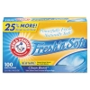 ARM & HAMMER Free & Clear™ Fabric Softener Dryer Sheets - 100 Sheets